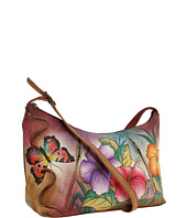 Anuschka Handbags - 450 Medium Zippered Hobo