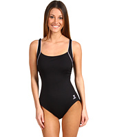 TYR - Solid Square Neck Tank Suit