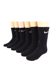 Nike Kids - Banded Cotton Crew 6-Pair Pack