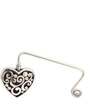 Brighton - Contemporary Heart Handbag Hook