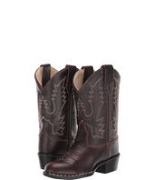 Old West Kids Boots - Round Toe Western Boot (Toddler/Little Kid)