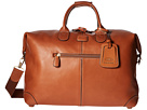 "Life - Leather 18"" Duffel"