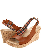 Crocs - A-Leigh Wedge Leather