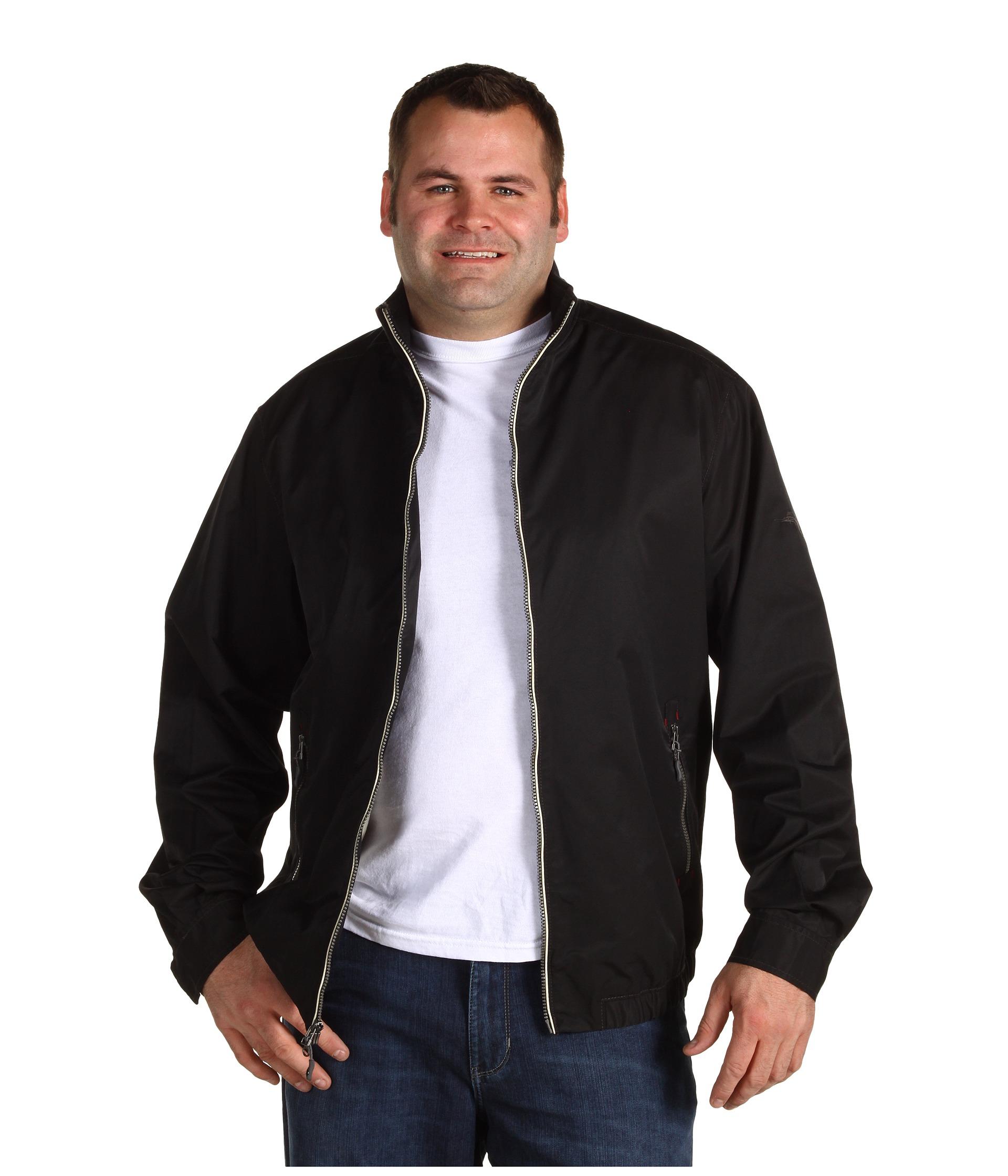 Tommy Bahama Big & Tall   Big & Tall Catalina Cruiser Jacket