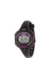 Timex - Sport Ironman Black and Purple Mid Size 10 Lap Watch