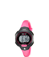 Timex - Sport Ironman Pink and Black Mid Size 10 Lap Watch