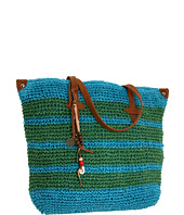 Roxy - Jump Ship Straw Tote