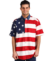 Roper - Stars & Stripes Pieced Flag Shirt S/S