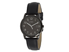 Mens Classic Round Easy Reader Watch
