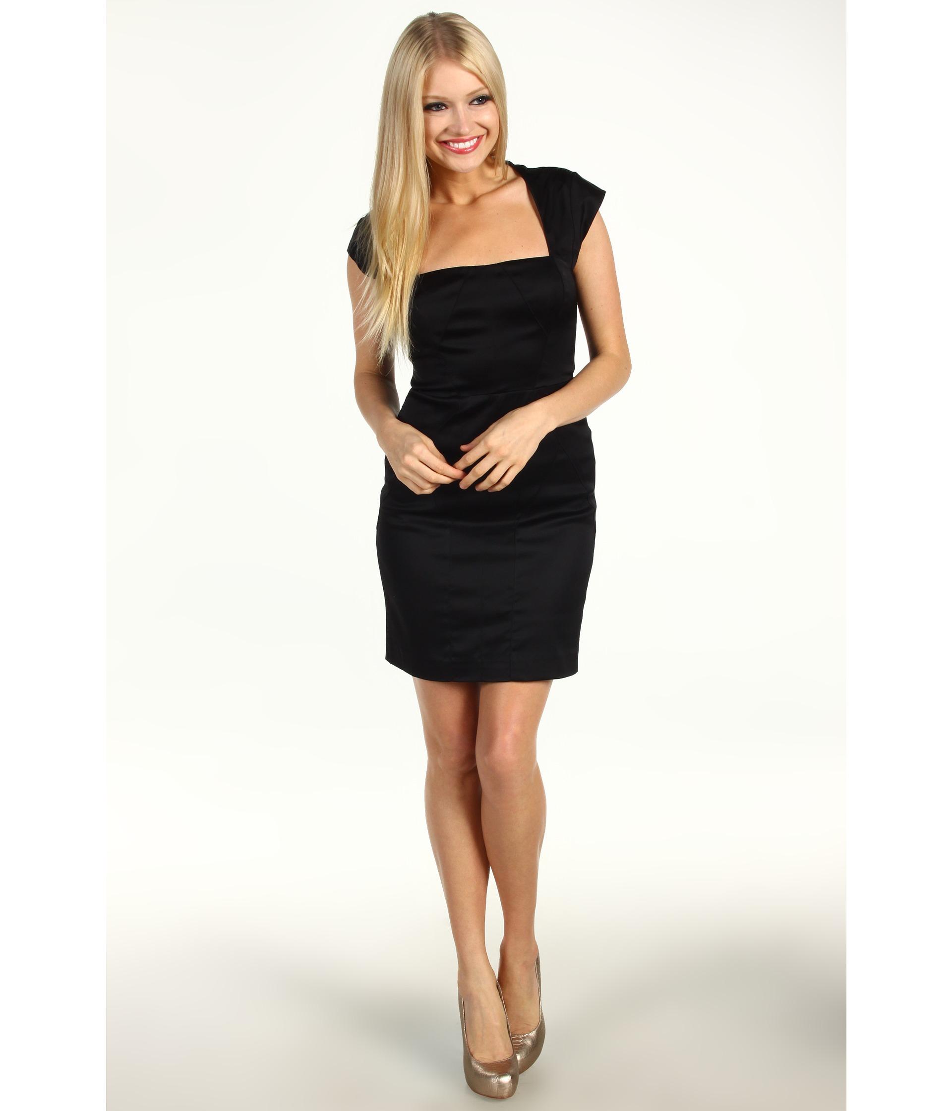 Nicole Miller Square Neck Sheath Dress $174.99 (  MSRP $385