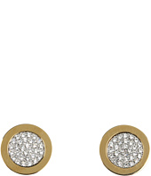 Michael Kors - Brilliance Pavé Slice Stud Earrings