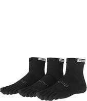 Injinji - Run Lightweight Mini-Crew Coolmax 3 Pair Pack