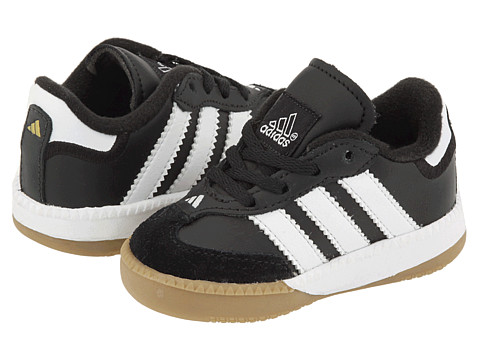 adidas Kids Samba® Millennium Core (Infant/Toddler)