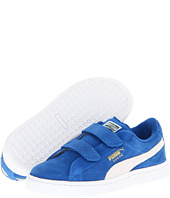 Puma Kids - Suede 2 Straps (Toddler/Little Kid/Big Kid)