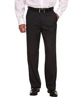Perry Ellis Portfolio - Classic Fit Flat Front Sharkskin Pant