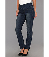 Jag Jeans - Peri Pull-On Short Straight in Anchor Blue