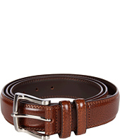 Florsheim - Big and Tall Pebble Grain Leather Belt