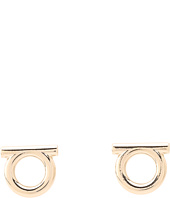 Salvatore Ferragamo - Brand Stud Earrings