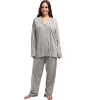 LAUREN Ralph Lauren - Plus Size Hammond Knits Pajama Set