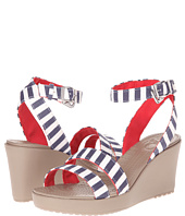 Crocs - Leigh Graphic Wedge