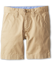 Lacoste Kids - Cotton Gabardine Bermuda Short (Little Kids/Big Kids)