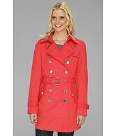Sam Edelman - DB Trench w/ Studded Collar L3S07004