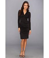 Nicole Miller - Hadley Ponte L/S Dress