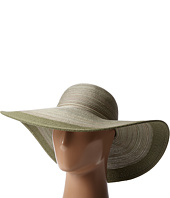 San Diego Hat Company - MXL1016 Mixed Braid Large Brim Floppy