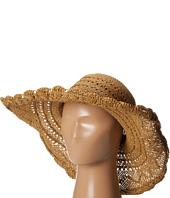 San Diego Hat Company - PBL3026 Weaved Large Brim Floppy