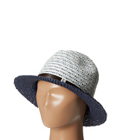 San Diego Hat Company - UBF1006 Mixed Braid Belted Fedora