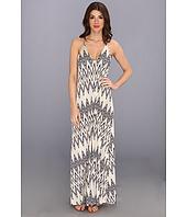 Tbags Los Angeles - Cami Strap Maxi Dress