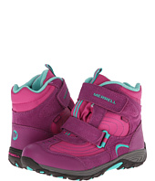 Merrell Kids - Moab Polar Mid Strap 2.0 Waterproof (Big Kid)