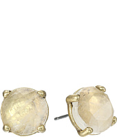 Lucky Brand - Rock Crystal Stud Earring