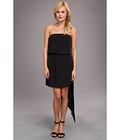 BCBGeneration - Asymmetrical Hem Strapless Dress