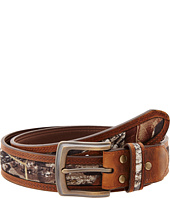 M&F Western - Mossy Oak Camo Double Stitch Belt