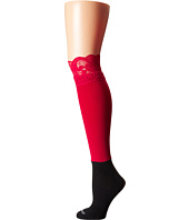 BOOTIGHTS - Lacie Lace Darby Knee High/Ankle Sock