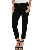 Hudson - Jamie Slim Chino Sateen in Black Knight