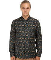 Marc Jacobs - Runway Silk Peacock Button Up
