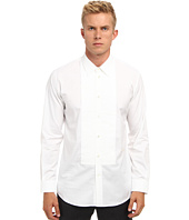 Marc Jacobs - Runway Cotton Tuxedo Button Up