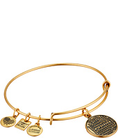 Alex and Ani - Positive Is How I Live Charm Bangle