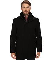Calvin Klein - Wool Blend Bibbed Walking Coat CM485679
