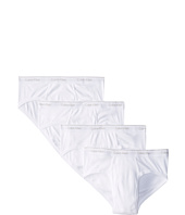 Calvin Klein Underwear - Cotton Classic Low Rise Brief 4-Pack U4183