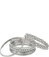 GUESS - Six Piece Textured Bangle Set