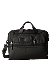 Tumi - Alpha 2 - Compact Large Screen Laptop Brief