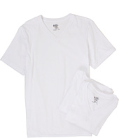 Jockey - Cotton V-Neck T-Shirt 3-Pack