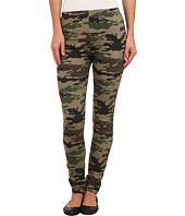 Plush - Fleece-Lined Camo Legging