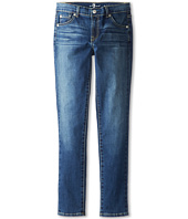 7 For All Mankind Kids - Skinny Jean in Nouveau New York Dark (Big Kids)