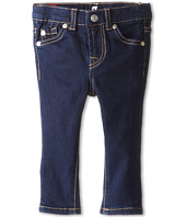 7 For All Mankind Kids - Skinny Jean in Rinsed Indigo (Infant)