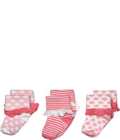 Jefferies Socks - Turn Cuff 3 Pack (Infant/Toddler)