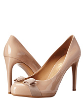 Salvatore Ferragamo - Patent Leather Platform Pump